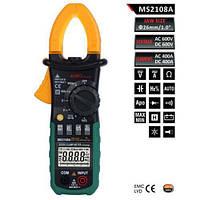 Токоизмерительные клещи AIMO MS2108A (PeakMeter PM2108A) (400A AC/DC) с функцией мультиметра