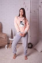 Женский  теплый костюм для дома Nicoletta 94072