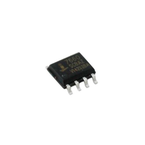 Чип ICL7660AIBAZ ICL7660 SOP8, DC/DC преобразователь напряжения