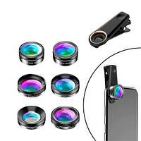 Набор из 10 объективов линз для смартфона APEXEL APL-DG10