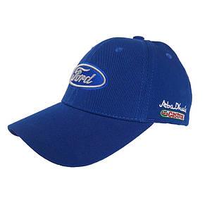 Автомобильная бейсболка Ford, синий, фото 2