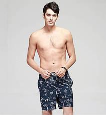 Чоловічі літні шорти Qike, фото 2