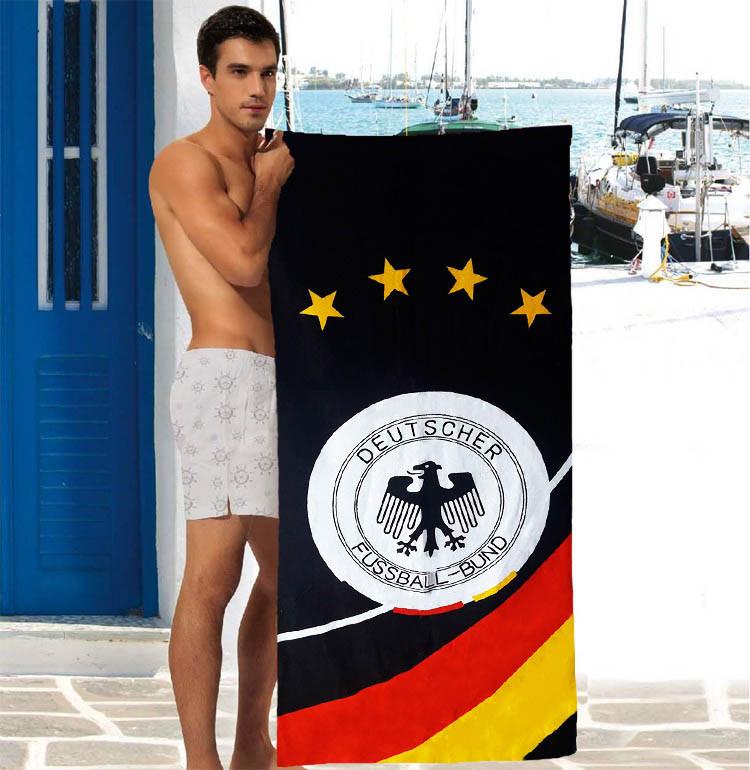 Мужское пляжное полотенце Deutscher