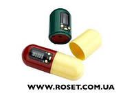 Контейнер для таблеток с таймером «НАПОМИНАТЕЛЬ», фото 1