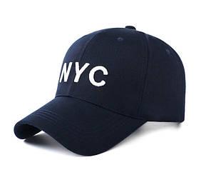 Мужская бейсболка NYC, синий, фото 2