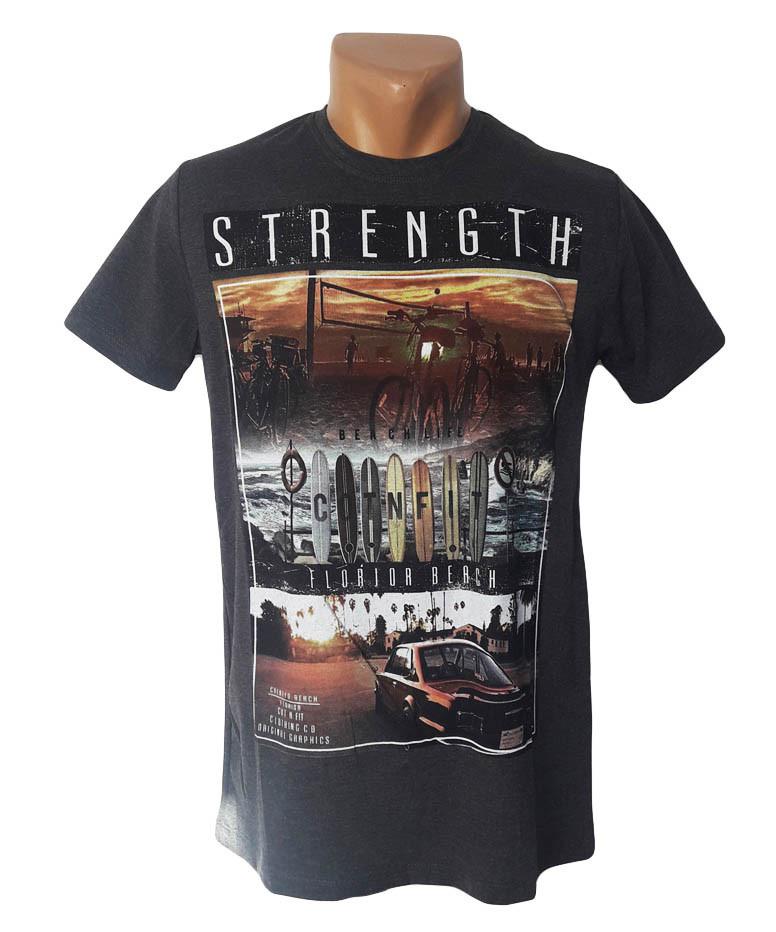 Мужская футболка Highlander