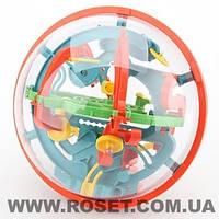 Игрушка головоломка детская Шар лабиринт