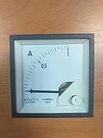 Аналоговый амперметр MA 17N AC01 1A/75mV LUMEL Польша с НДС