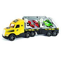 """Трек """"Magic Truck"""" з авто купе 36230/Тигрес"""