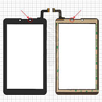 Сенсорный экран (touchscreen, тачскрин) для Elenberg TAB740; Irbis TZ47, TZ70; Nomi C07004 Sigma+, C07006 Cosmo+ ; Prestigio MultiPad Wize (PMT3407);