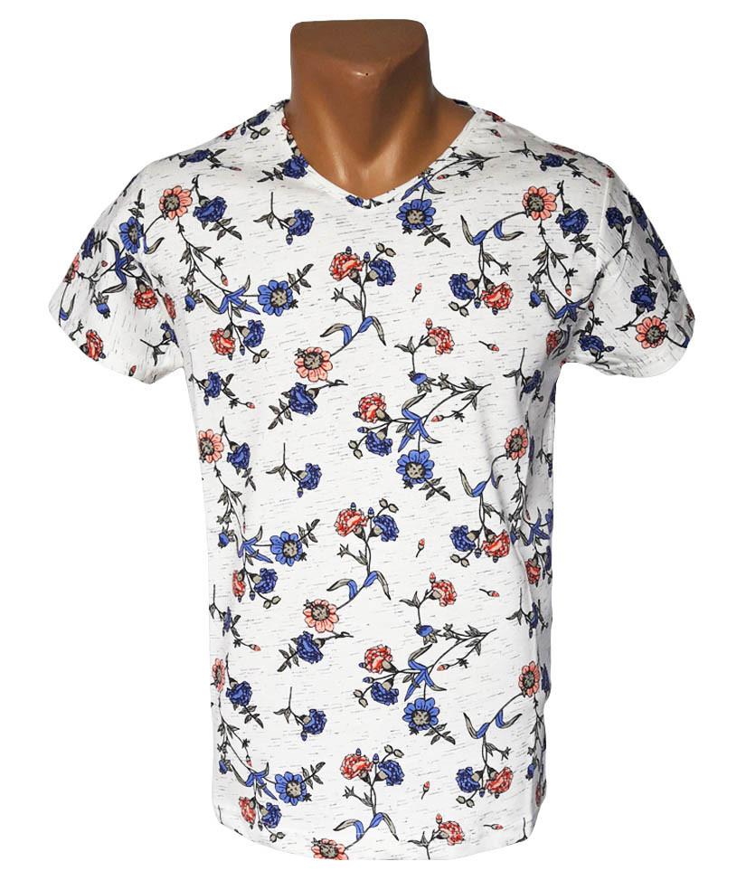 Мужская удобная футболка