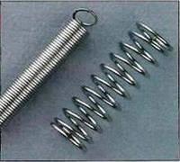 Пружины изготовленные из проволоки пружинной ГОСТ 9389-75. Продажа пружин в Украине