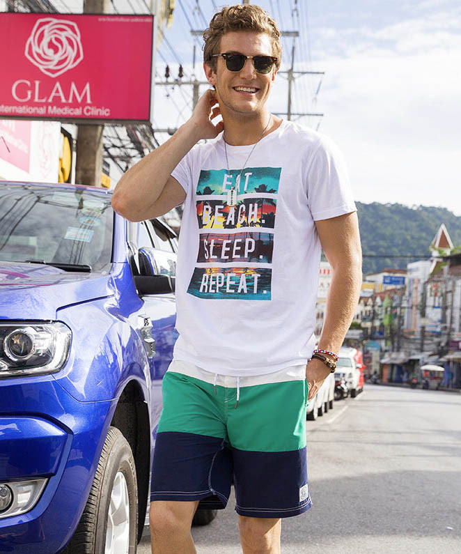 Чоловічі літні шорти Gailang