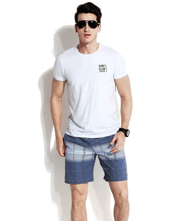Красивые мужские шорты Gailang