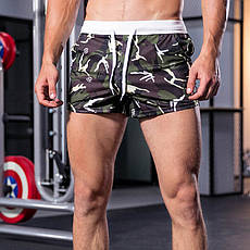 Шорты для спорта мужские SuperBody, фото 2