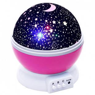 Ночник-проектор звездного неба Star Master 2 (R0064)
