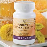 Форевер Пчелиное Молочко / Forever Royal Jelly, 60 таблеток
