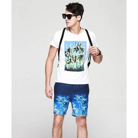 Пляжные мужские шорты Qike , фото 2