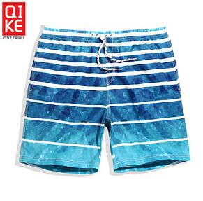 Пляжные мужские шорты Qike, фото 2