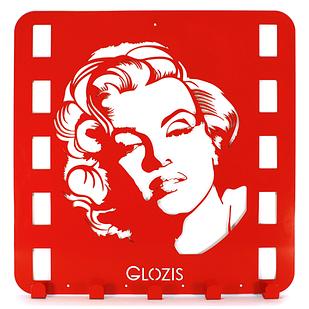 Вешалка настенная Glozis Monroe H-001 50 х 50 см