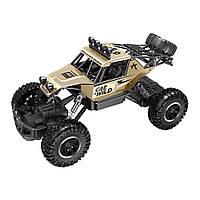 """Машина на керуванні """"Off-Road Crawler"""" Car VS Wild (1:20) золотиста SL-109AG/КіддіСвіт"""