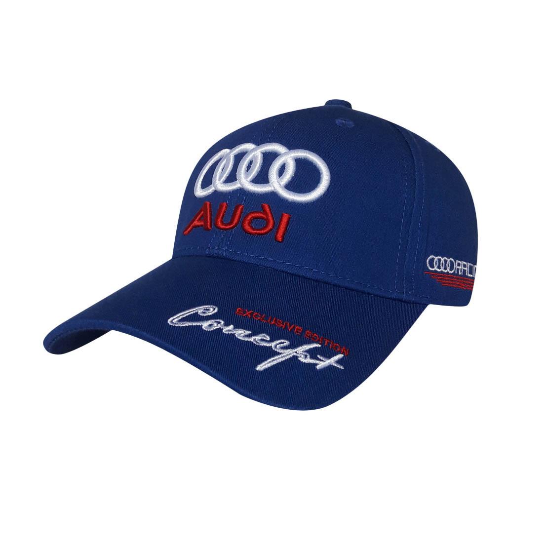 Бейсболка Audi, синий