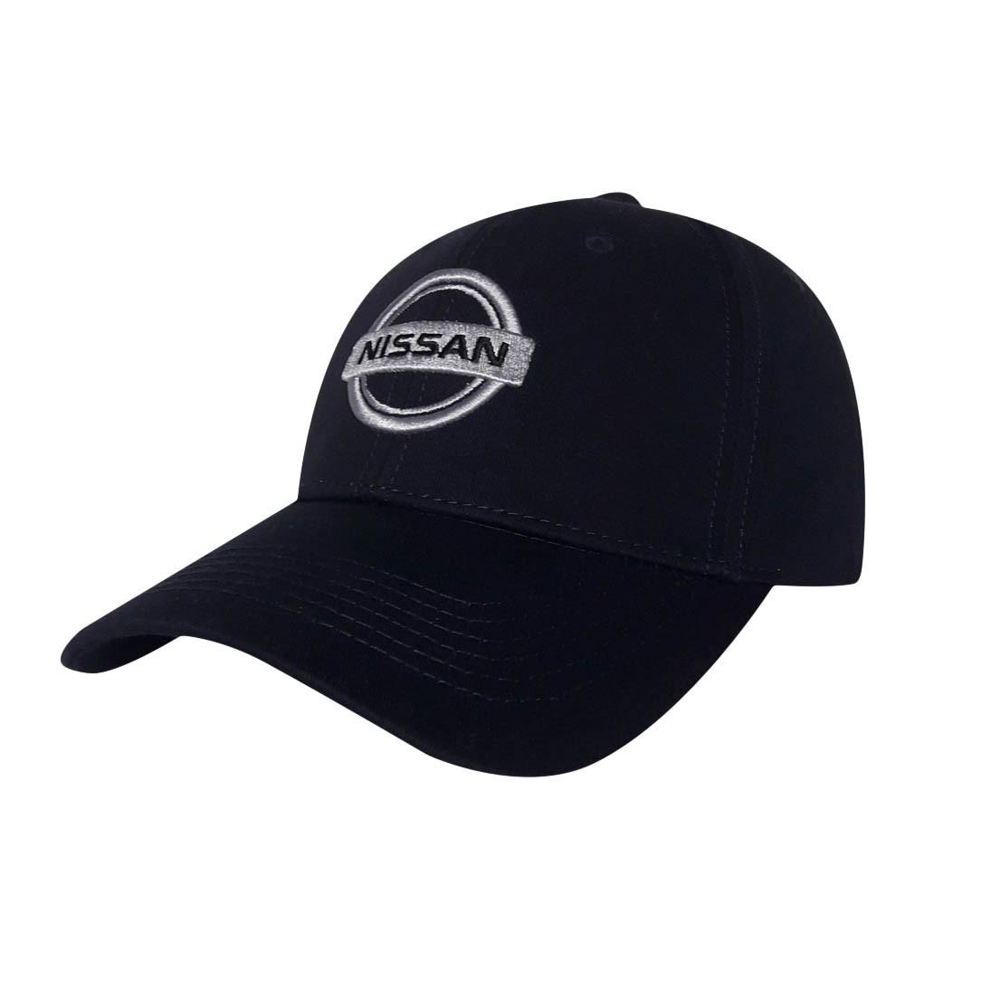 Автомобільна кепка Nissan, синій
