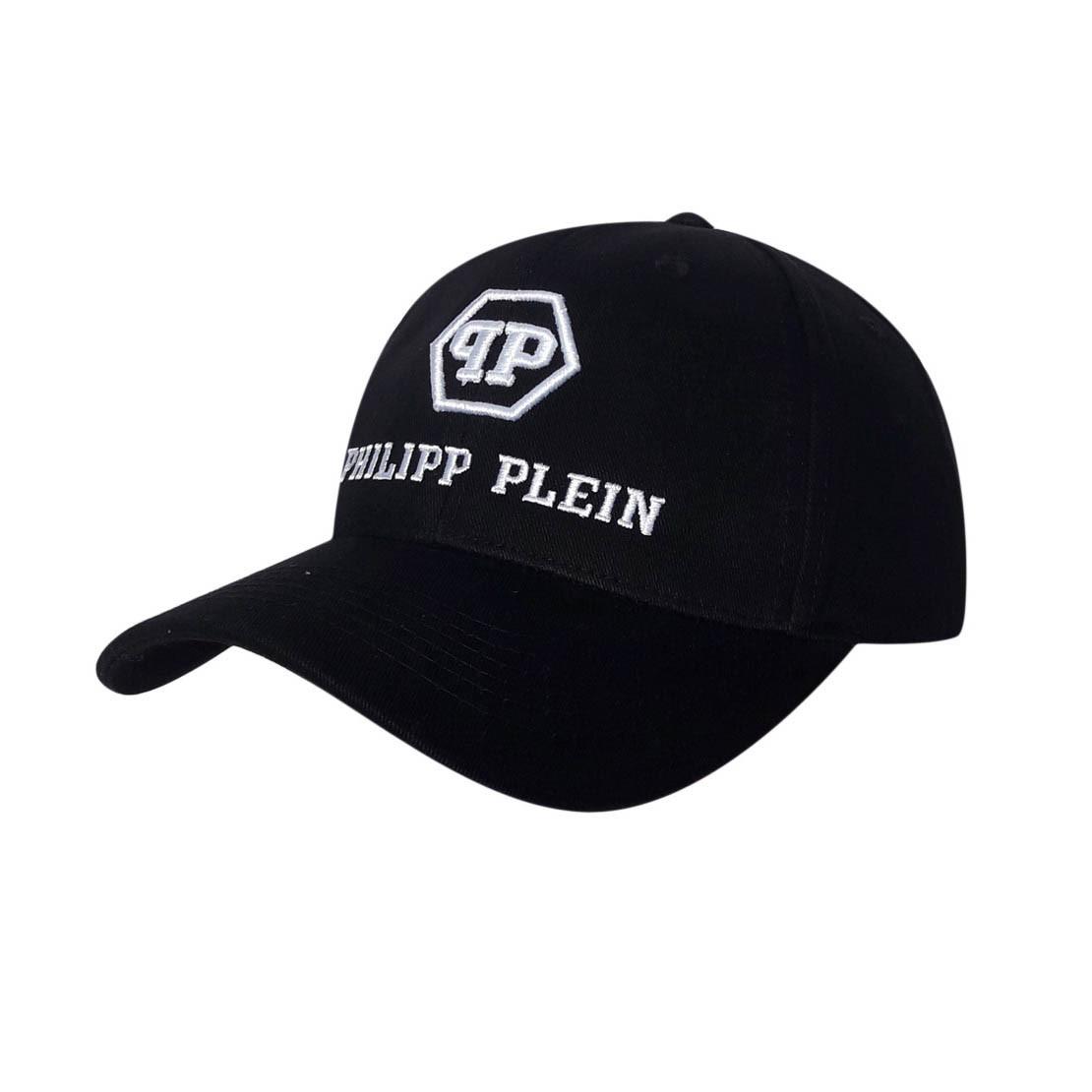 Стильная мужская кепка, черный