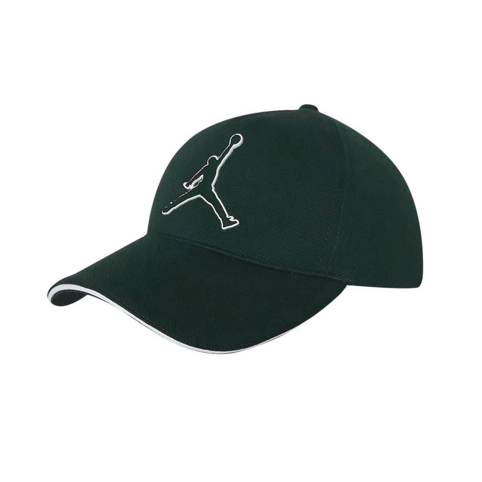 Мужская кепка Jordan, зеленый