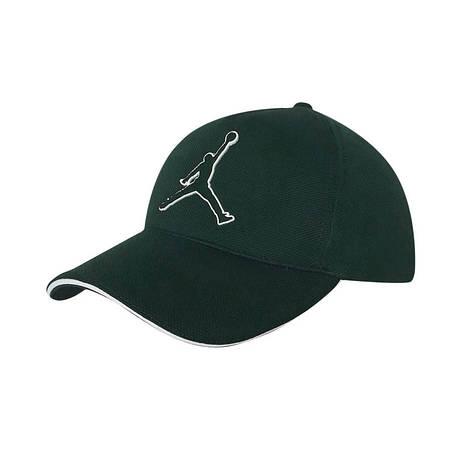Мужская кепка Jordan, зеленый, фото 2
