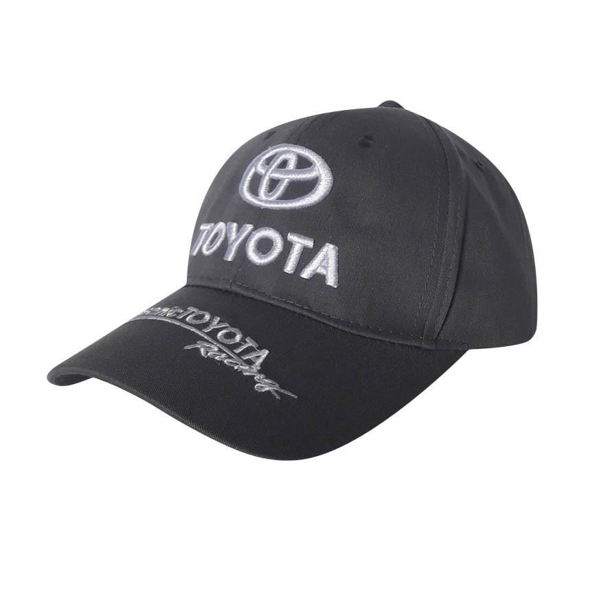 Кепка автомобільна Toyota, сірий