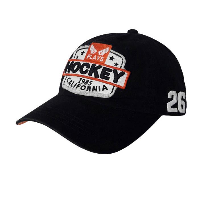Мужская кепка Hockey, черный