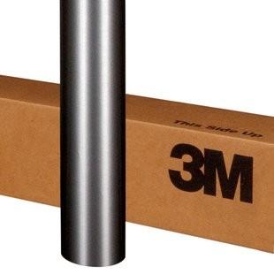Пленка 3М 1080 BR201 Brushed Steel 1.524 m
