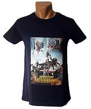 Модная футболка PUBG - №5205