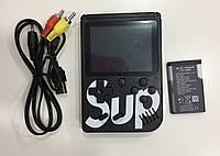 Портативная игровая приставка (консоль) Game Box SUP 400 игр в 1