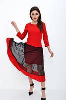 Женское платье AGER S Красный