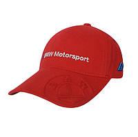BMWАвтомобильная кепка, красный