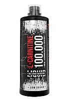 Жиросжигатель для снижения веса MST Nutrition L-Carnitine Zero 100 000 1 литр (40 порций)|Жидкий Карнитин|L-карнитин|