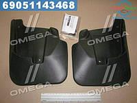 ⭐⭐⭐⭐⭐ Брызговики передние ХОНДА Civic 4D, 2006->2008 (стандарт)(про-во NOVLINE)  NLF.18.09.F10