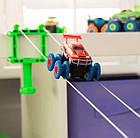 Машинка Trix Trux Monster Truk для канатного детского трека монстр-траки Красная (SUN2218_1), фото 3