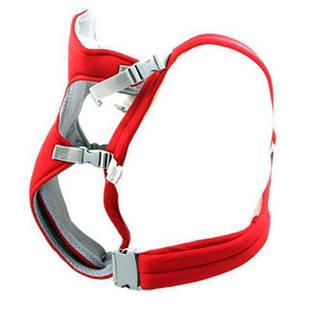 Слинг-рюкзак для ребенка Babby Carriers Красный (nri-2216)