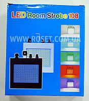 Стробоскопа - LED Room Strobe White108 54W, фото 1