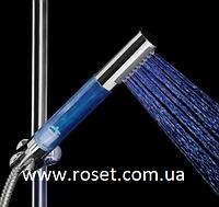 Лейка на душ с подсветкой LED RGB c датчиком температуры LD-008
