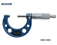 Мікрометр Shahe 5201-50A 25-50 мм 0.01 мм