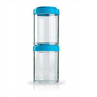 Контейнер спортивный BlenderBottle GoStak 2 Pak Aqua, Original R145331
