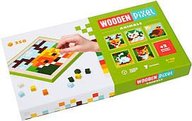 "Мозаїка ""Wooden pixel 3"" 14897"
