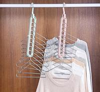 Вешалка на 9 секций для одежды Wonder Magic Henger Clothes (Органайзер для одежды)