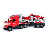 "Трек ""Magic Truck"" з авто формула 36240/Тигрес"