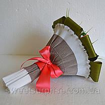 """Вкусный букет из конфет Raffaello """"Восторг"""", фото 2"""