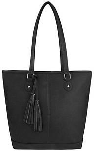 Женская сумка на плечо Adleys Черная (FB120)